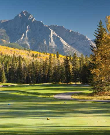 Kananaskis Country Golf Course - Photo by Andrew Penner
