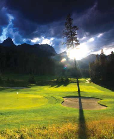 Stewart Creek Golf Course - Photo by Andrew Penner