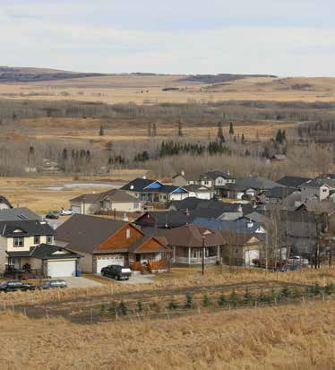 The Town of Turner Valley, Alberta
