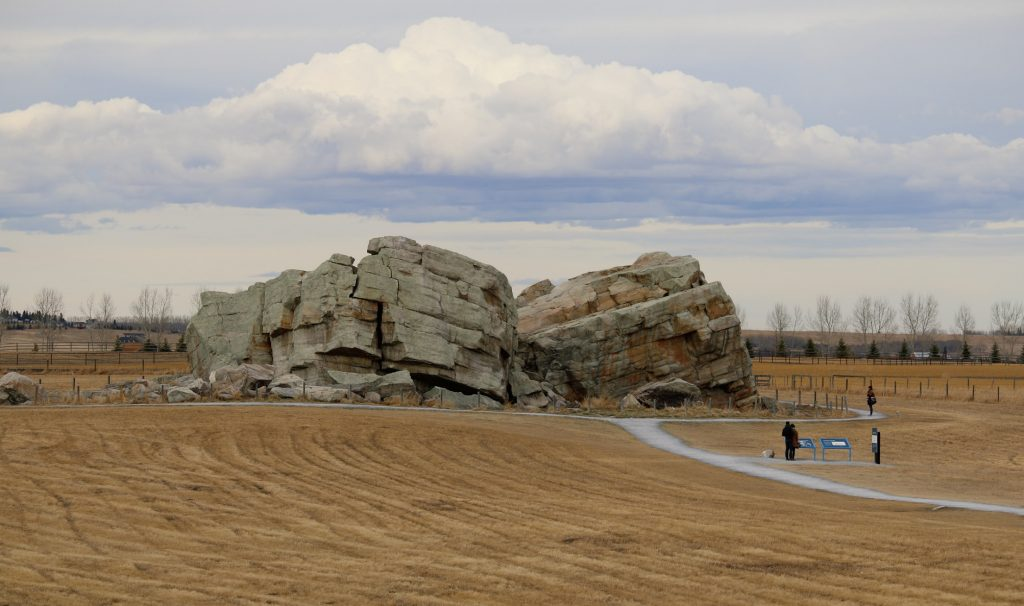 Okotoks - Home of the Big Rock