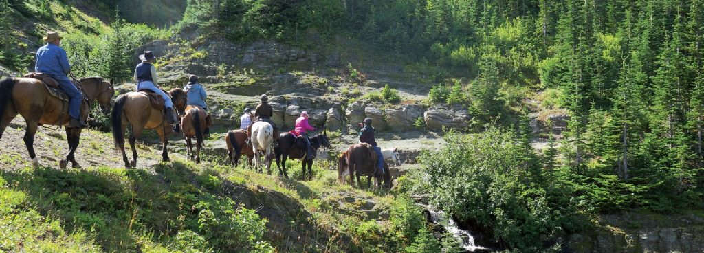 Trail Riders of the Canadian Rockies \